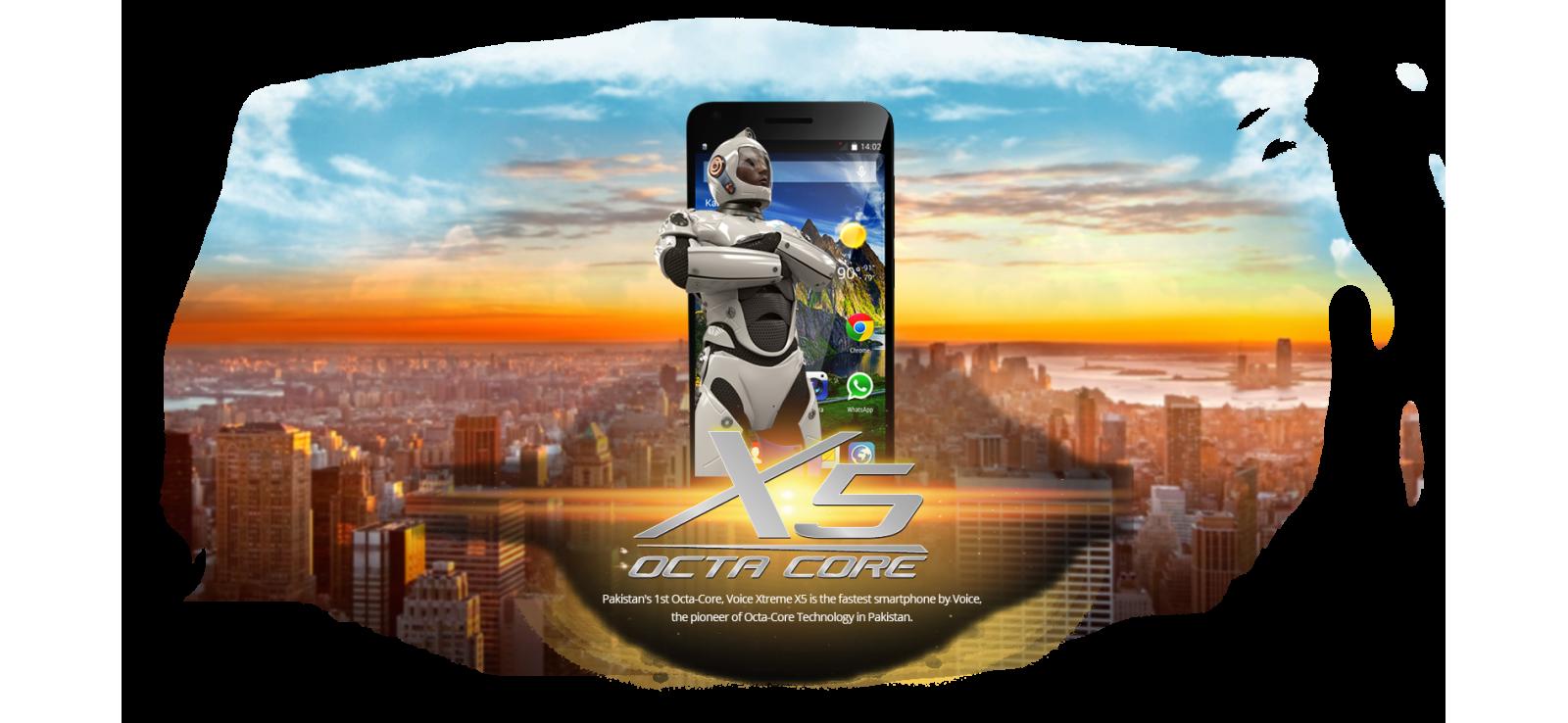 X5 Octa Core